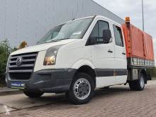 Volkswagen Crafter 50 2.0 tdi dc ac trekhaak 3 utilitaire plateau occasion