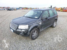 Voiture occasion Land Rover Freelander
