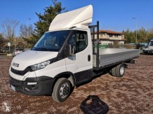 Iveco Daily 35C14 used dropside flatbed van
