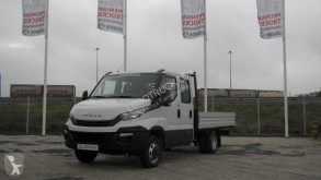 Iveco dropside flatbed van Daily 35C14
