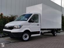 Furgoneta furgoneta furgón usada MAN TGE 3.140 bakwagen + laadklep