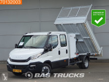 Utilitaire benne occasion Iveco Daily 35C14 Kipper Dubbel Cabine 3500kg trekhaak Airco A/C Double cabin Towbar Cruise control