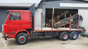 Scania - R142H 6x4 truck used flatbed