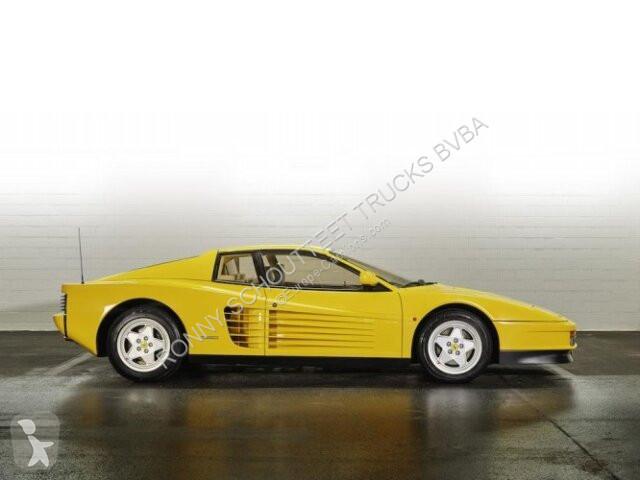 Voir les photos Véhicule utilitaire Ferrari Testarossa Coupe Testarossa Coupe eFH.
