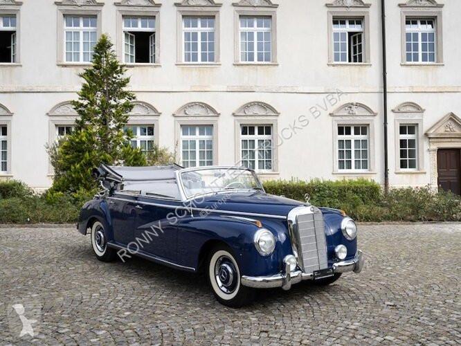 Voir les photos Véhicule utilitaire Mercedes 300 Adenauer Cabriolet D 300 Adenauer Cabriolet D