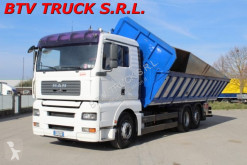 MAN TGA TGA 26.480 RIB. BILATERALE DA ROTTAME EURO 4 truck used two-way side tipper