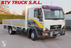 MAN 6-113 MOTRICE CASSONE FISSO 2 ASSI truck used dropside