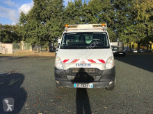 Used two-way side tipper van Iveco Daily 70C15
