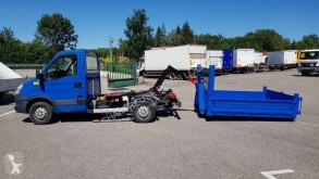 Utilitaire ampliroll / polybenne occasion Iveco Daily 35S11