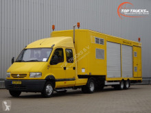 Renault Mascott 150-35 T BE combi - 2 assige Kuiper oplegger - Double Cabin - LOW KM! Soccorso stradale usato