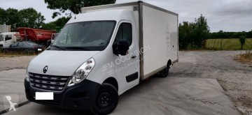 Renault used large volume box van