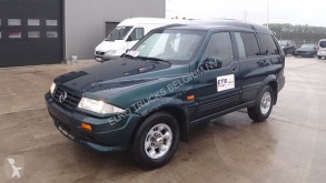 Used 4X4 / SUV car Ssangyong Musso 2.3 D (AIRCONDITIONING / AUTOMATIC GEARBOX)