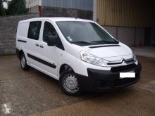 Fourgon utilitaire occasion Citroën Jumpy