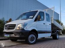 Mercedes Sprinter 514 cdi dub. cabine kipp utilitaire benne standard occasion