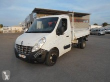 Renault Master Propulsion 150 DCI utilitaire benne standard occasion