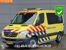 Furgoneta ambulancia Mercedes Sprinter 215 CDI Automaat Ambulance Rettungswagen Top Condition L1H1 A/C