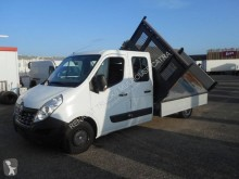 Renault three-way side tipper van Master Traction 125.35