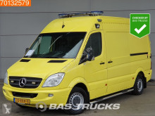 Furgoneta Mercedes Sprinter 319 CDI Fully Equipped Ambulance Brancard Rettungswagen A/C Cruise control ambulancia usada