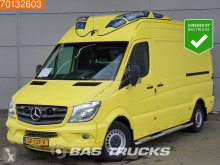 Ambulance Mercedes Sprinter 319 CDI V6 Fully equipped Dutch Ambulance Brancard L2H2 A/C Cruise control