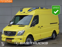 Furgoneta ambulancia Mercedes Sprinter 319 CDI V6 Fully equipped Dutch Ambulance Brancard Rettungswagen L2H2 A/C Cruise control
