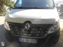 Utilitaire châssis cabine Renault Master Traction 150.35