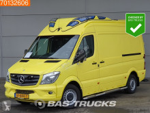 Furgoneta ambulancia Mercedes Sprinter 319 CDI V6 32x Fully equipped Dutch Ambulance Brancard Rettungswagen L2H2 A/C Cruise control