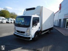 Renault Maxity 130.35 used positive trailer body refrigerated van