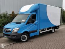 Furgoneta Mercedes Sprinter 516 cdi laadbak, laadkle furgoneta furgón usada