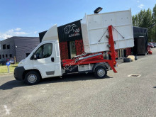 Peugeot Boxer used commercial vehicle ampliroll / hook lift