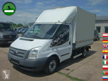Ford curtainside van Transit FT 300 K Pritsche Einzelkabine