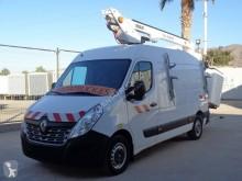 Utilitaire nacelle articulée télescopique Renault Master 130