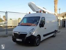 Utilitaire nacelle articulée télescopique Opel Movano CDTI 125