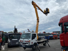 Nissan Cabstar 35-11 + SEQUANI AERIAL PLATFORM 20 METER utilitaire nacelle occasion