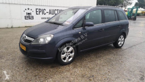 Opel car Zafira 2.2i
