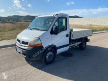 Utilitaire plateau Renault Master 100 DCI