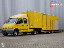 Renault Mascott 150-35 T BE combi - 2 assige Kuiper oplegger - Double Cabin - LOW KM! dépanneuse occasion