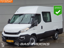 Fourgon utilitaire Iveco Daily 35S15 DC Dubbele voetbediening Airco Cruise Trekhaak L2H2 8m3 A/C Double cabin Towbar Cruise control
