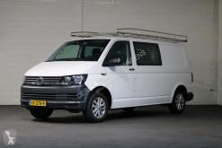 Fourgon utilitaire Volkswagen Transporter 2.0 TDI L2 H1 DC Airco Imperiaal Trekhaak