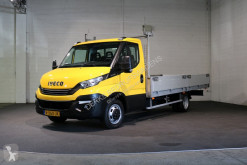 Iveco Daily 40C15 Open Laadbak 3.5T Trekhaak (Bakmaten: 480cm lang, 214 cm breed) used flatbed van