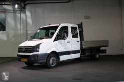 Volkswagen Crafter 2.0 TDI 136pk DC Pick Up Open Laadbak платформа б/у