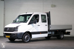 Volkswagen Crafter 2.0 TDI 136pk DC Pick Up Open Laadbak used flatbed van