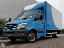 Mercedes Sprinter 516 cdi laadbak, laadkle használt haszongépjármű furgon