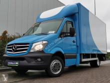 Mercedes cargo van Sprinter 516 cdi laadbak, laadkle