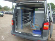 Volkswagen cargo van T5 Transporter 2.5 TDI 4Motion AHK WERKSTATT 3-S