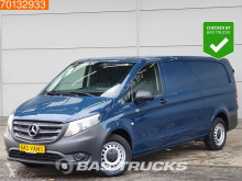Mercedes Vito 116 CDI 160PK Airco 3 Zits Cruise Trekhaak Extra lang L3H1 7m3 A/C Towbar Cruise control fourgon utilitaire occasion