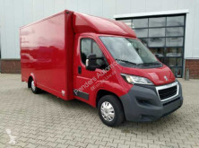 Peugeot Boxer Tiefrahmen Koffer fourgon utilitaire occasion