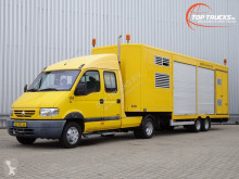 Renault Mascott 150-35 T BE combi - 2 assige Kuiper oplegger - Double Cabin dépanneuse occasion