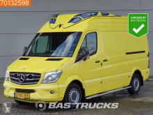 Mercedes mentőautó Sprinter 319 CDI V6 Fully equipped Dutch Ambulance Brancard L2H2 A/C Cruise control