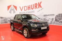 Volkswagen Amarok V6 3.0 TDI 224 pk Aut. Highline Xenon/Navi/Sidebars/Leder/Trek utilitaire plateau occasion