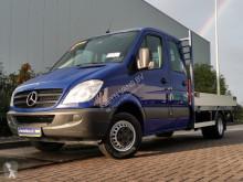 Furgoneta Mercedes Sprinter 516 cdi dc 163 pk open l furgoneta caja abierta usada
